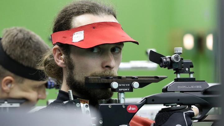 Каменский вышел в финал олимпийского турнира по стрельбе из винтовки