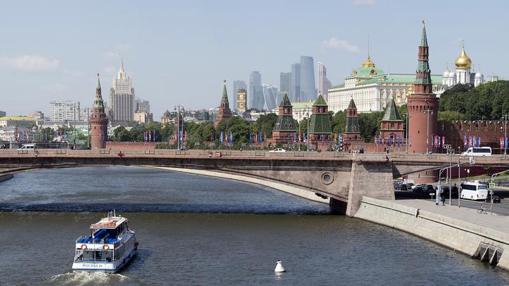 Навигация на Москве-реке откроется раньше срока