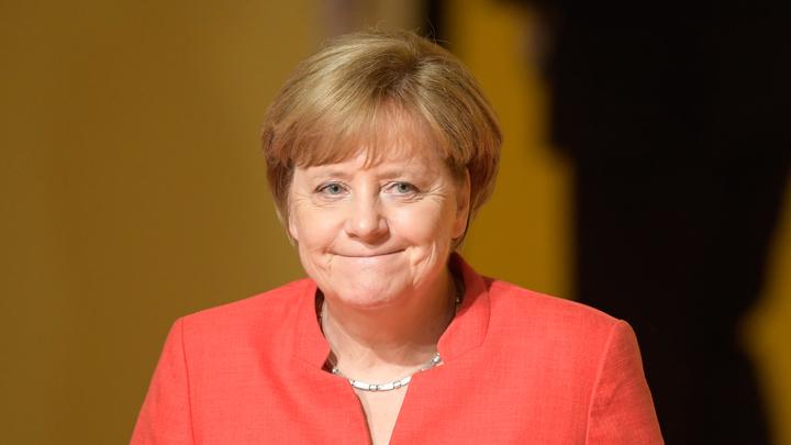 Жители омской деревни попросили помощи у Ангелы Меркель