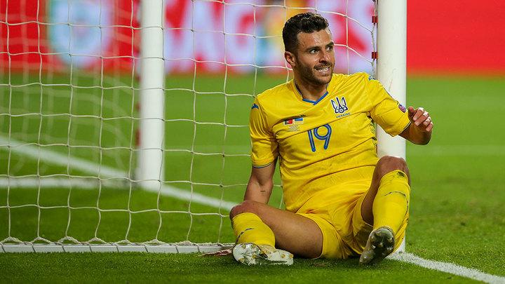 Мораэс не поможет сборной Украины на чемпионате Европы