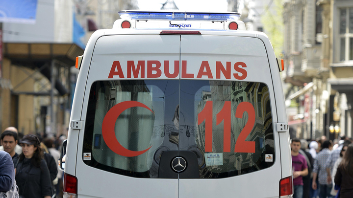 Смертельное ДТП в Турции: перевернулся автобус с россиянами