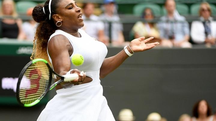 Серена Уильямс проиграла свой тысячный матч