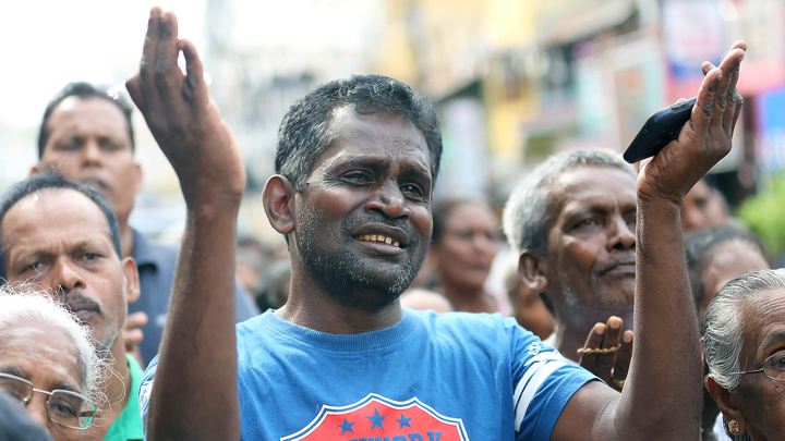 На Шри-Ланке запретили закрывать лица