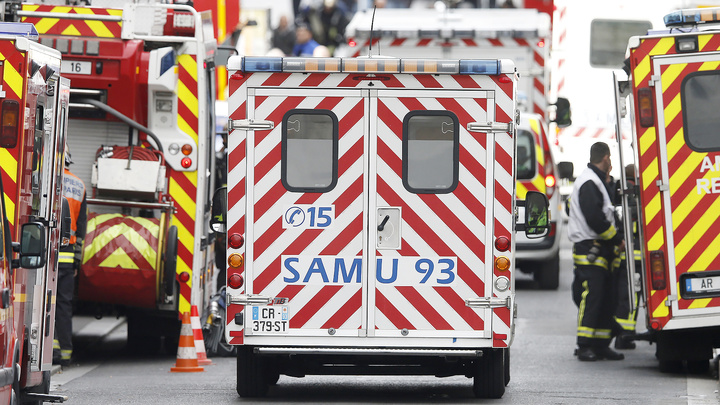 Четыре человека погибли при крушения легкомоторного самолета к северу от Парижа