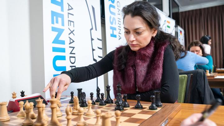 Российские шахматисты вышли в финал онлайн-Олимпиады