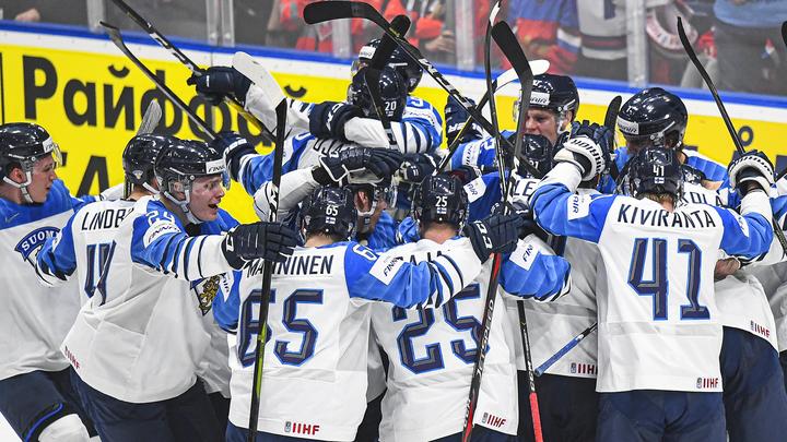 Хоккеисты Финляндии на карантине. В команде – коронавирус