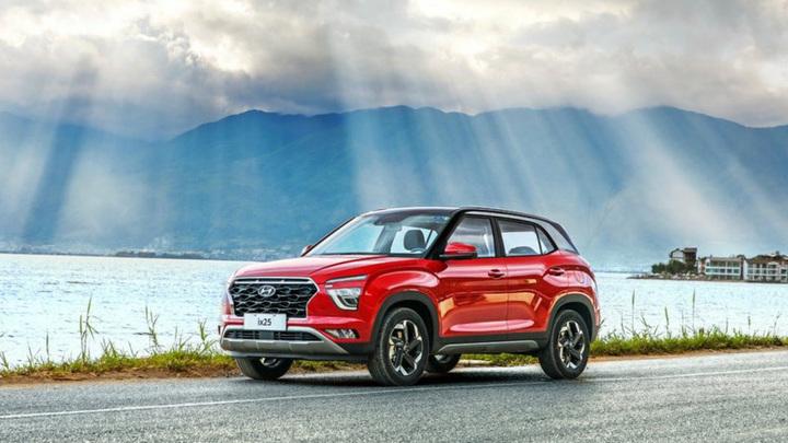 Hyundai представила новую Creta со старыми моторами