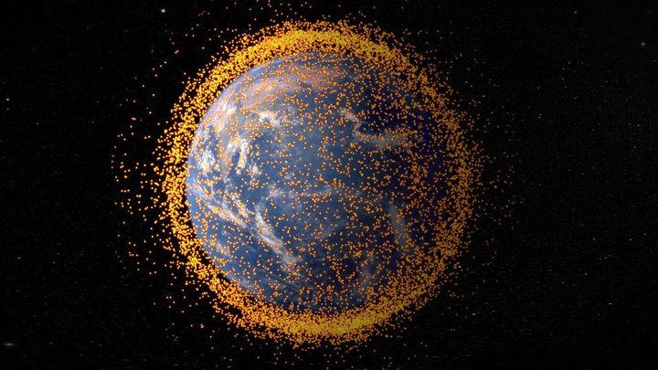 Космический мусор предлагают отправить на Марс, он пригодится первым колонизаторам