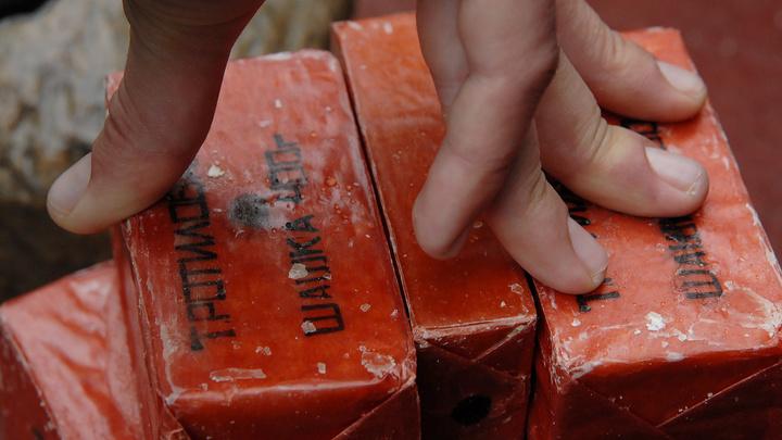 """Участник батальона """"Аскер"""" спрятал в Крыму 12 кило тротила"""