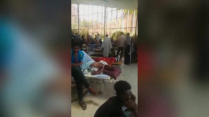 Разгон палаточного лагеря в Судане: число жертв может вырасти