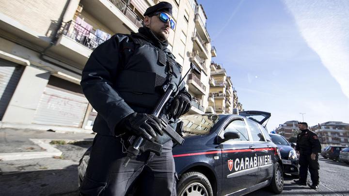 В Италии двух человек обвинили в шпионаже в пользу России
