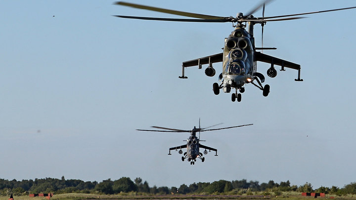 Останки летчика, погибшего почти 20 лет назад, найдены в Чечне