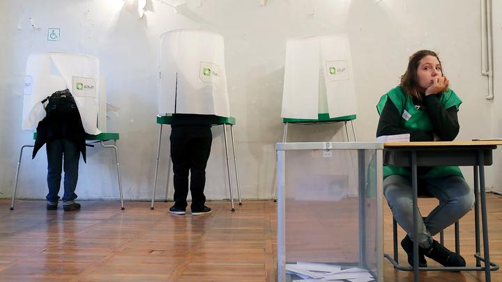 Выборы в Грузии завершились, Иванишвили и Саакашвили ликуют
