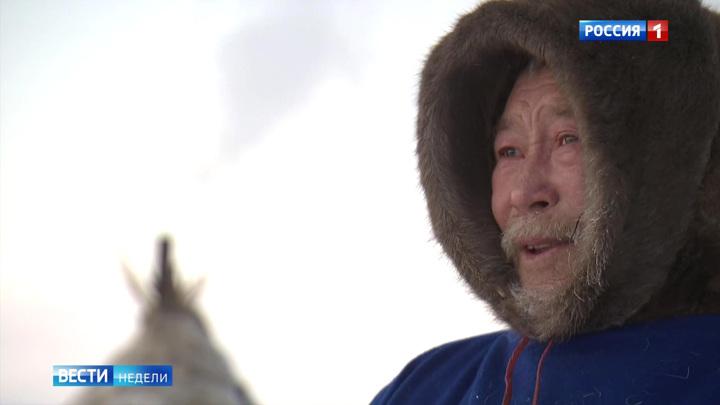 """Такой """"жары"""" на Крайнем Севере еще не было"""