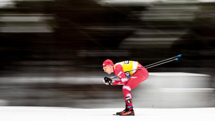 Извинения Большунова приняты Финской лыжной ассоциацией