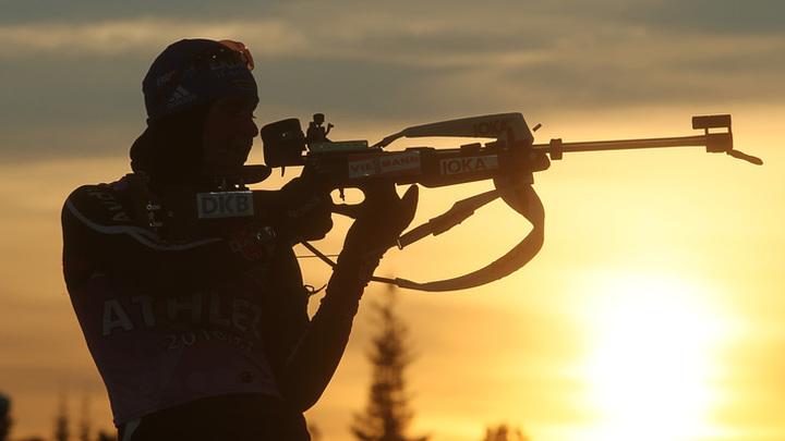 Биатлонистки сборной России завершили сбор в Поклюке