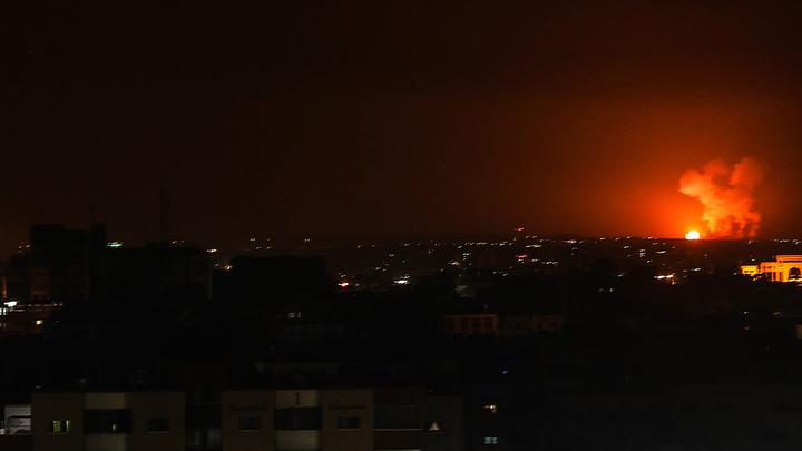 Израильская ПВО перехватила не все ракеты из Газы