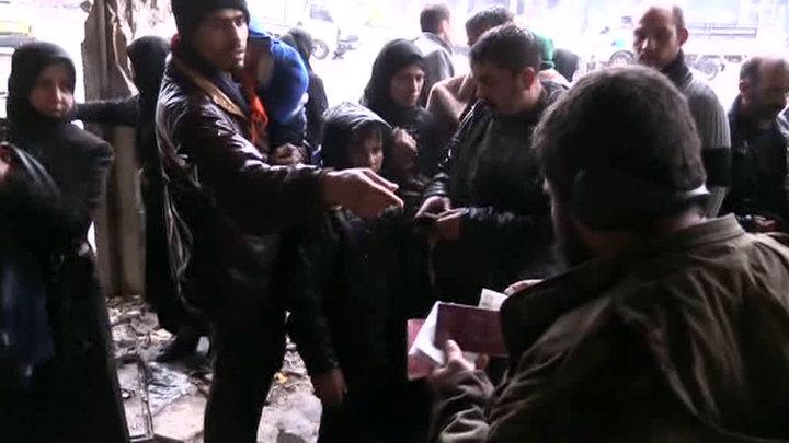 ООН: бои в сирийском Дераа спровоцировали массовый исход жителей из города