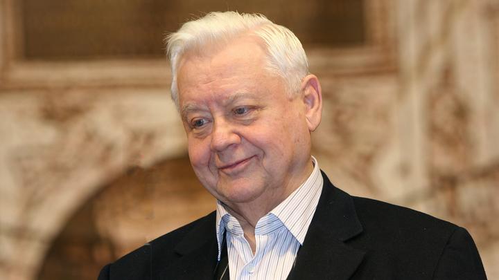 Олег Табаков: когда профессия становится жизнью
