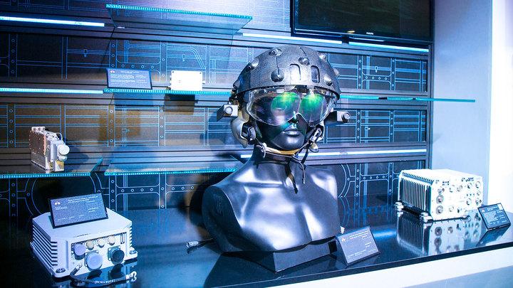 КРЭТ усовершенствовал индивидуальную защитную маску