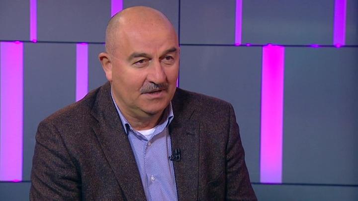 Футбол России. Станислав Черчесов