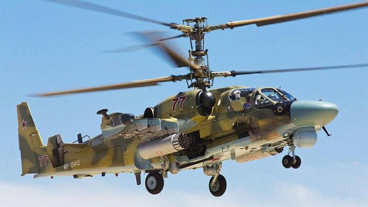 """Завершились испытания боевого вертолета Ка-52К """"Катран"""""""
