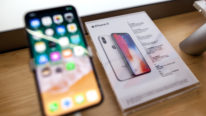 """Apple предупредила о """"выгорании"""" iPhone X"""