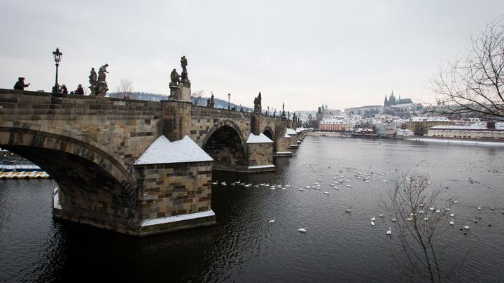 Чехия поддерживает расширение санкций против России