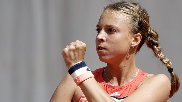Теннисистка Контавейт вышла в финал турнира в Москве