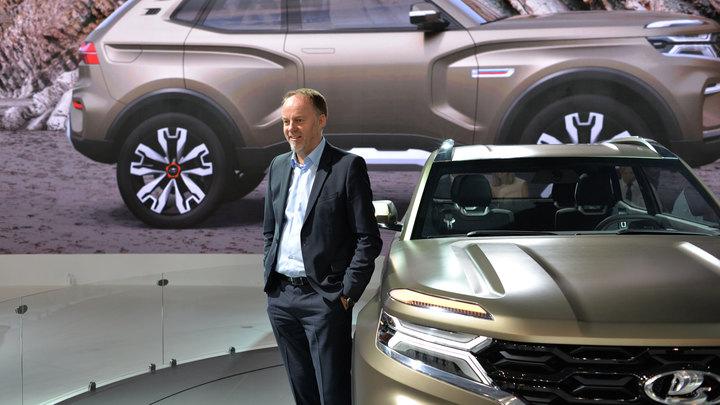 """Из """"АвтоВАЗа"""" ушел шеф-дизайнер, создавший новый образ Lada"""