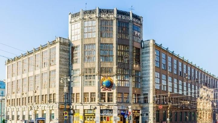 Собянин сообщил о скором начале реставрации Центрального телеграфа в Москве