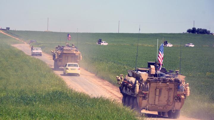 200 американских военных прибыли на северо-восток САР