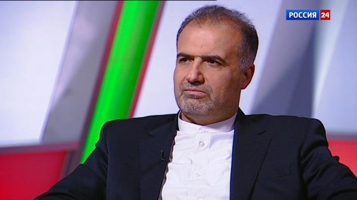 Глобальный разговор. Посол Ирана в Москве Казем Джалали