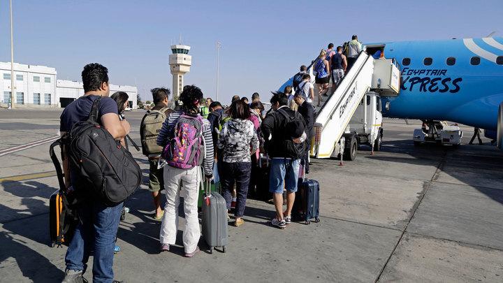 вот пассажиры самолета в египте фото соц сделан
