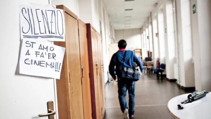 В Италии закрыты все учебные заведения