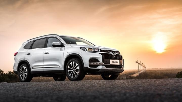 В январе продажи китайских автомобилей в России увеличились на 52%