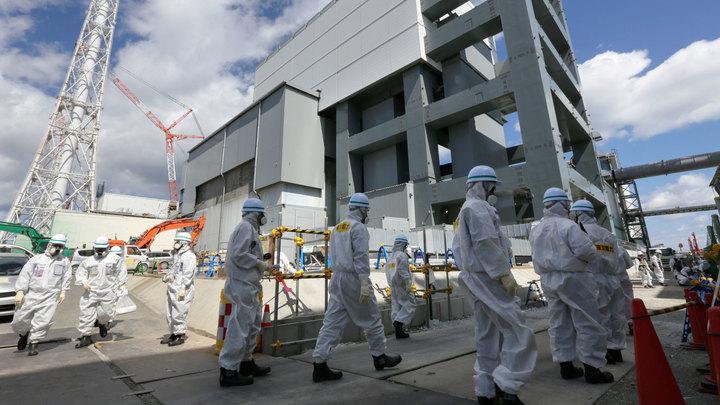 """Япония сольет радиоактивную воду с """"Фукусимы"""" в Мировой океан"""