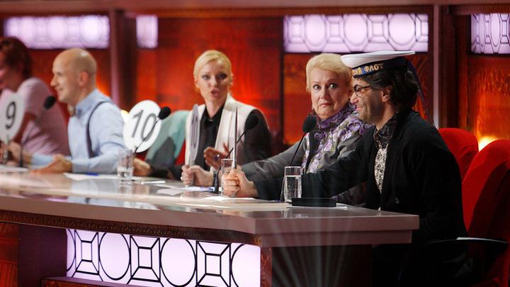 Танцы со звездами. Сезон-2012. Жюри. 17.11.2012