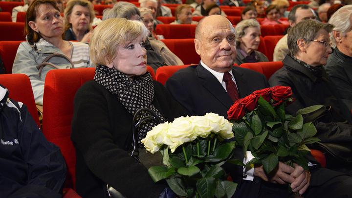 В театре опровергли тревожные новости о состоянии Веры Алентовой
