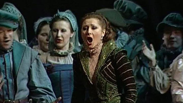 """""""Дон Карлос"""": опера больших страстей на сцене Мариинки"""