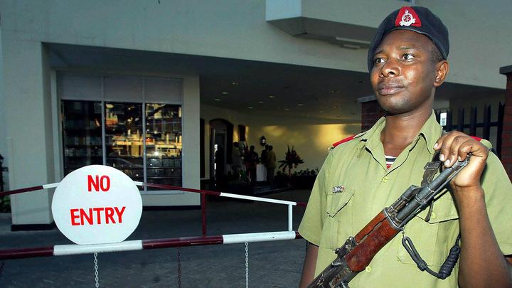 Смертники взорвались в супермаркете в Биу: 17 погибших, 47 раненых