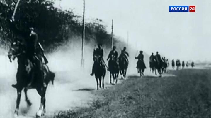Эвакуация учреждений, архивов и складов из Пятигорска во Владикавказ в 1920 году