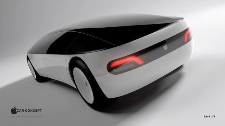 Первый электрокар от Apple может быть построен на платформе Hyuindai