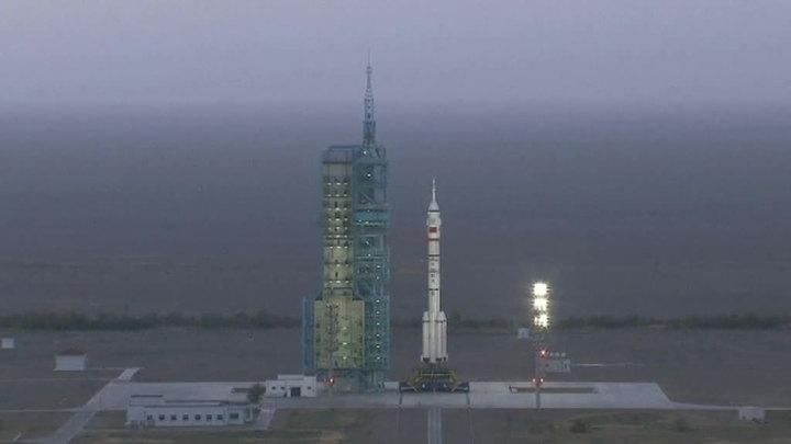 Союз опыта и молодости: на китайскую орбитальную станцию отправился первый экипаж
