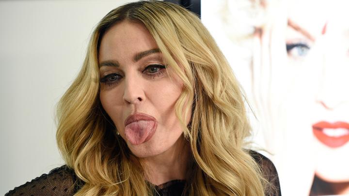 Мадонну никто не штрафовал: в суде Петербурга ответили на хвастливый твит поп-дивы