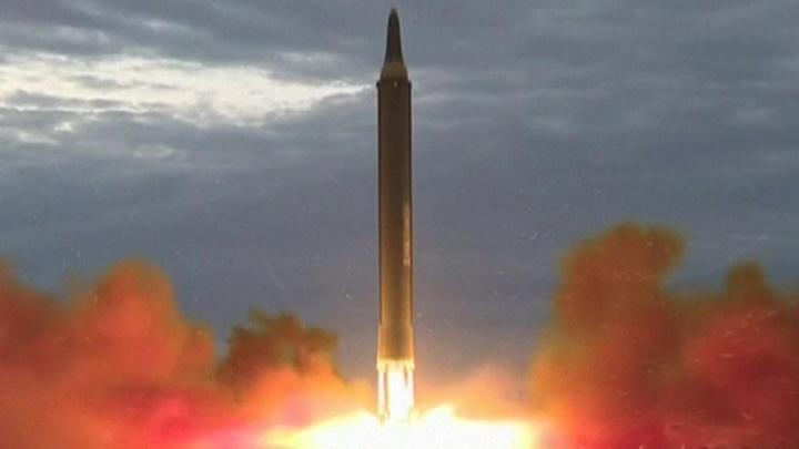 Северная Корея в минувшее воскресенье запустила две крылатые ракеты
