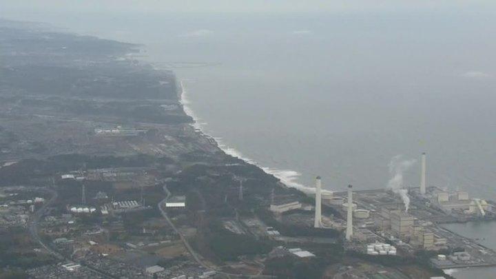 Повторное землетрясение магнитудой 5,3 произошло в префектуре Фукусима