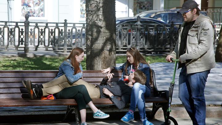 Москва установила тепловой рекорд