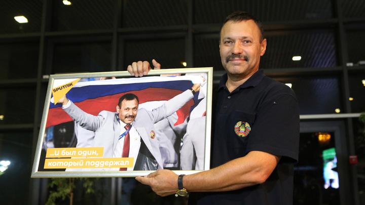 Фомочкин, пронесший флаг России в Рио, получил квартиру в Москве