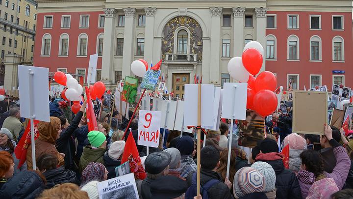 МВД: правонарушений на мероприятиях в День Победы не допущено
